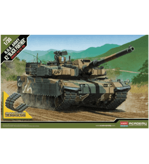 1:35 Academy 13511 Rok Army K2 Black Panther