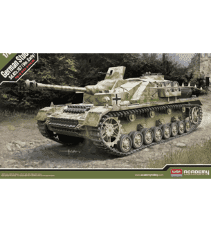 1:35 Academy 13522 StuG IV Sd.Kfz.167 (Early Version)