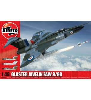 1:48 Airfix 12007 Gloster Javelin FAW.9/9R