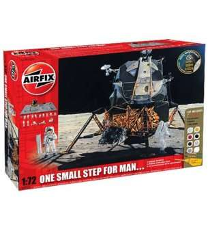 1:72 Airfix 50106 One Small Step for Man - Gift Set
