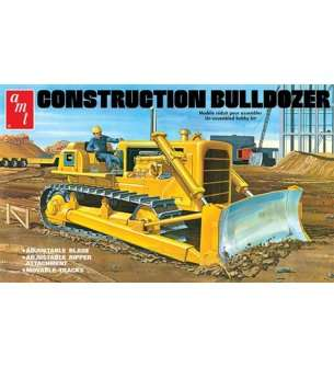 1:25 AMT 1086 Construction Bulldozer