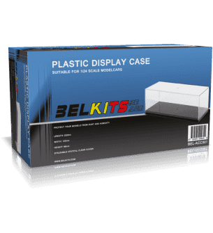 Belkits ACC001 Display for 1:24 Scale Model Cars
