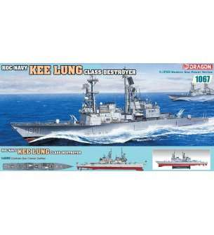 1:350 Dragon 1067 Kee Lung Class Destroyer