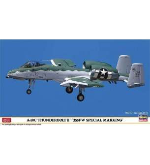 1:72 Hasegawa 02333 A-10C Thunderbolt II, 355FW speciale markering