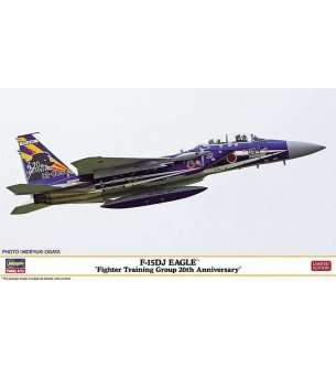 1:72 Hasegawa 02362 F-15DJ Eagle Fighter Training Group 20.