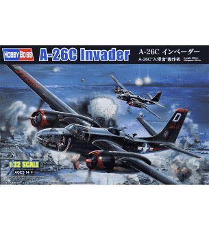 1:32 HobbyBoss 83214 A-26C Invader