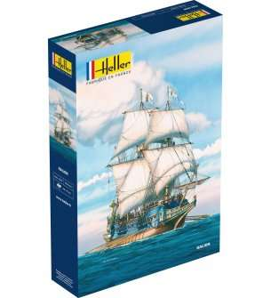 1:200 Heller 80835 Galion Ship