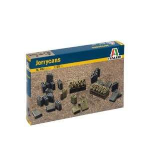 1:35 Italeri 402 Jerry Cans for Diorama