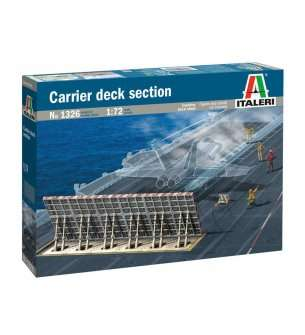 1:72 Italeri 1326 Carrier Deck Section