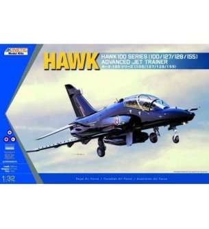1:32 Kinetic 3206 Hawk 100 Series - Advanced Jet Trainer