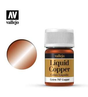 Vallejo 70797 Liquid Copper