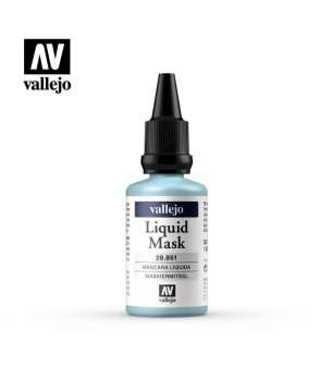Vallejo 28851 Liquid Mask Fluid (32 ml)