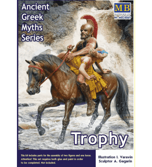 1:35 Master Box 24069 Ancient Greek Myths Series - Trophy