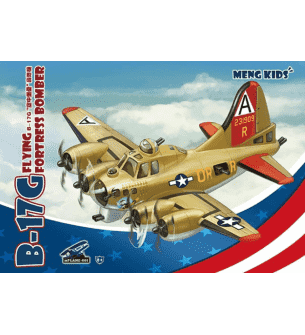MENG  Mplane001 Boeing B-17G Flying Fortress Bomber