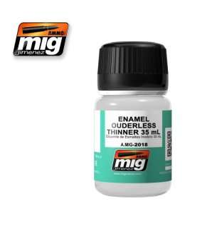 AMMO MIG 2018 Enamel Ouderless Thinner (35 ml)
