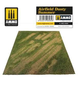AMMO MIG 8484 Dusty Summer - Mat for Diorama
