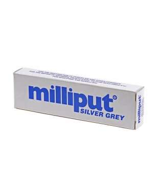 Milliput 03 Silver Grey Putty