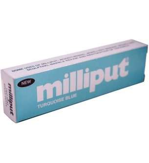 Milliput 06 Turquoise Blue Putty