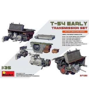 1:35 MiniArt 37051 T-54 EARLY Transmission Set
