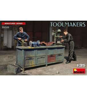 1:35 MiniArt 38048 Toolmakers