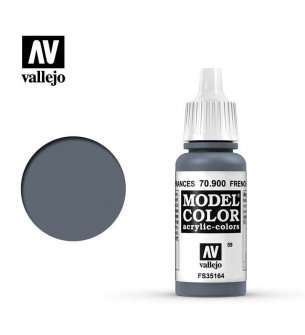 Vallejo 70900 Model Color French Mirage Blue - Acryl
