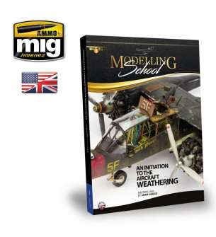 AMMO MIG 6030 Modelling School - An Initiation to Aircraft Weathering