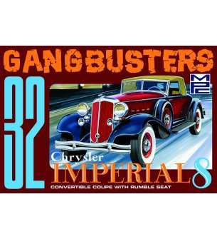 1:25 MPC 926 Chrysler Imperial Gangbusters - 1932