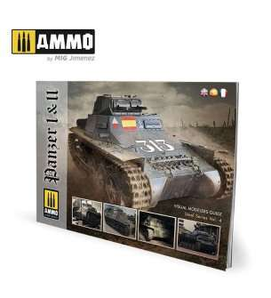 AMMO MIG 6083 Modellers Guide - Panzer I & II
