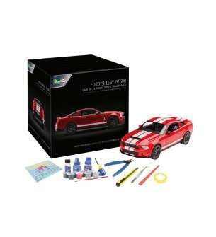 1:25 Revell 01031 Advent Calendar Ford Shelby GT