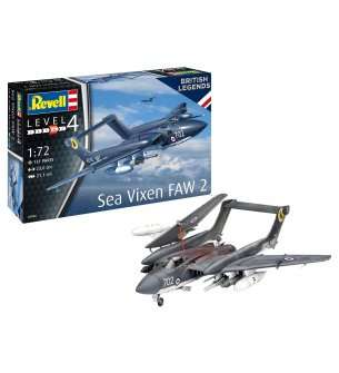1:72 Revell 03866 Sea Vixen FAW 2 - 70th Anniversary