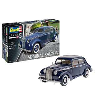 1:24 Revell 07042 Luxury Class Car Admiral Saloon