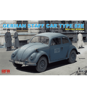 1:35 Rye Field Model 5023 German Staff Car Type 82E