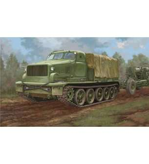 1:35 Trumpeter 09501 AT-T Artillery Prime Mover