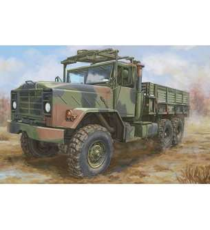 1:35 I Love Kit 63514 M923A2 Military Cargo Truck